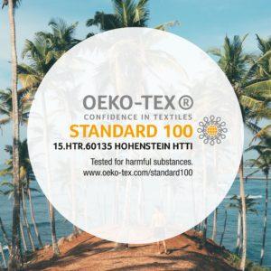 Oeko Tex Label 8