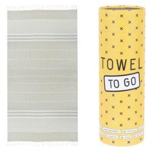 Towel to Go Hamamtuch Malibu Beige