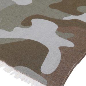 Towel to Go Camouflage Khaki Brown TTGCF005 02