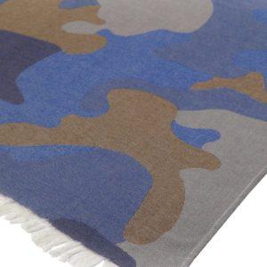 Towel to Go Camouflage Khaki Navy TTGCF003 02