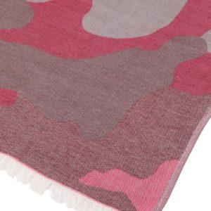 Towel to Go Camouflage Pink Grey TTGCF004 02