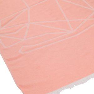 Towel to Go Elephant Apricot TTGELAP 03