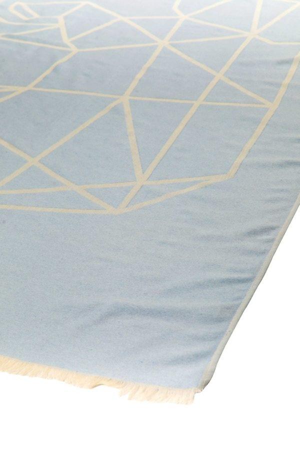 Towel to Go Elephant Blue TTGELMV 03 1
