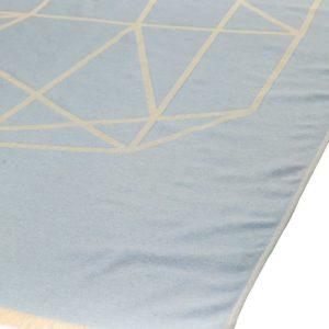 Towel to Go Elephant Blue TTGELMV 03