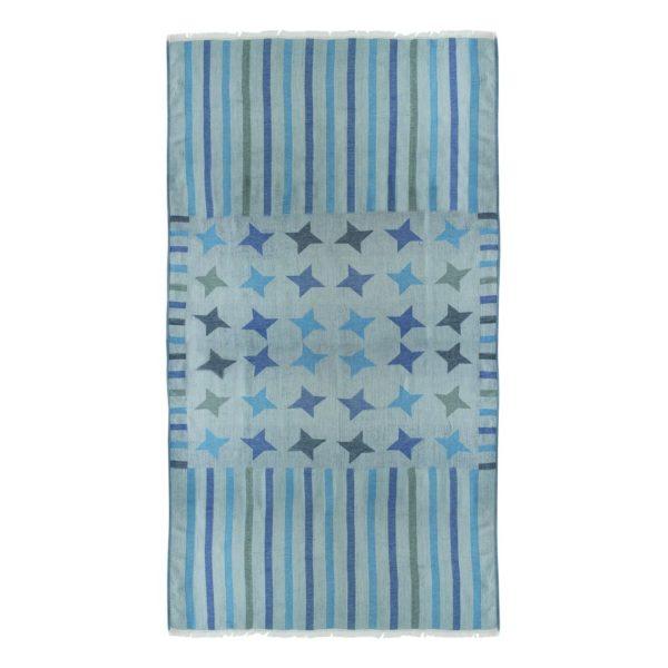 Towel to Go Kids Star Blue TTGKDSTMV 01 1