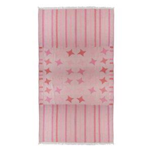 Towel to Go Kids Star Pink TTGKDSTPM 01 1