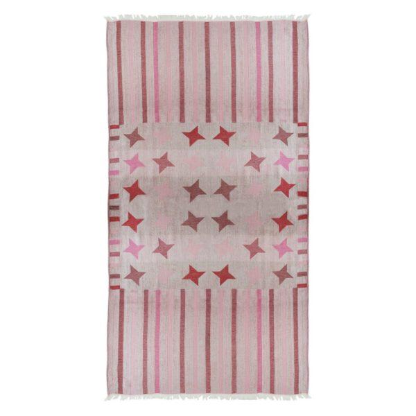 Towel to Go Kids Star Red TTGKDSTKZ 01 1