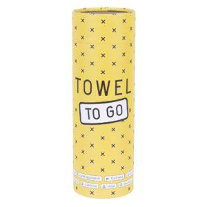 Towel to Go Malibu Beige TTGSUBG 02 2