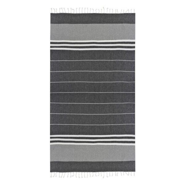 Towel to Go Malibu Black TTGSUSY 01