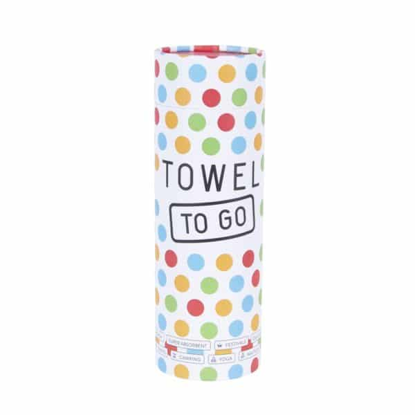 Towel to Go Malibu Black TTGSUSY 02 1