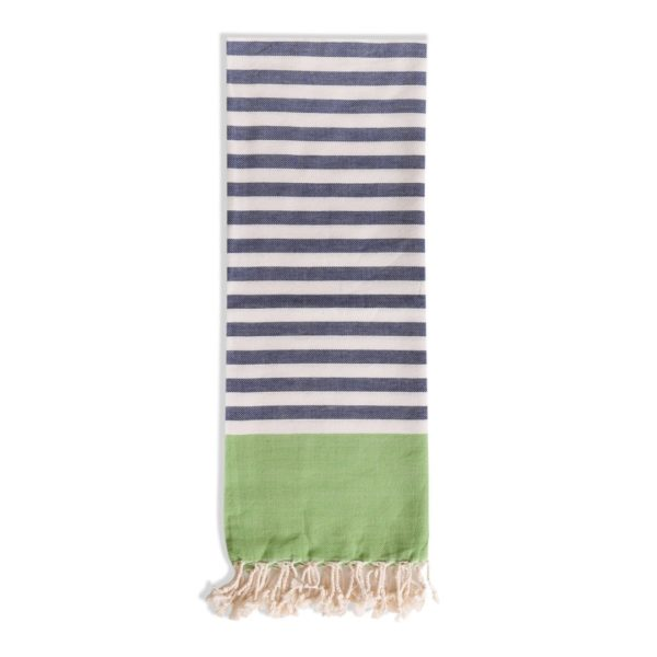 Towel to Go Neon Green Turquoise TTGNEON018 02