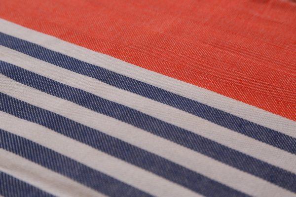 Towel to Go Neon Orange Pink TTGNEON019 02